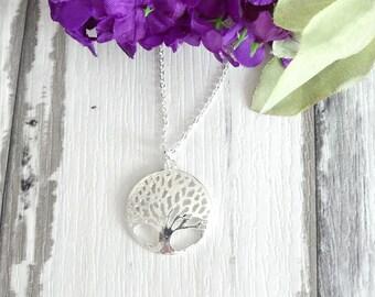 Tree of Life Necklace, Tree Of Life, Tree Of Life Jewelry, Tree Of Life Pendant, Tree Jewelry, Life TreeCeltic Necklace, Celtic Jewelry,