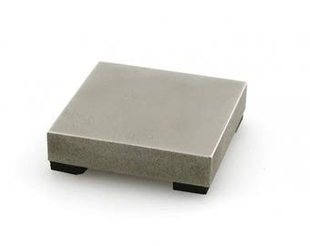 "Summer Sale Bench Block Small Square 2"" X 2"" For Stamping Metal ImpressArt Jewelry Making Tool Bench Block"
