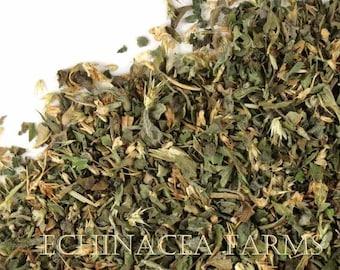 DRIED CATNIP - 8 OZ. OrganicTea Herb Herbal Wiccan Crafts Sachets Cat Toys