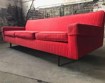 Mid century modern sofa mid century love seat mid century seating