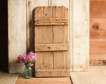 vintage barn door rustic barn door small barn door salvage primitive