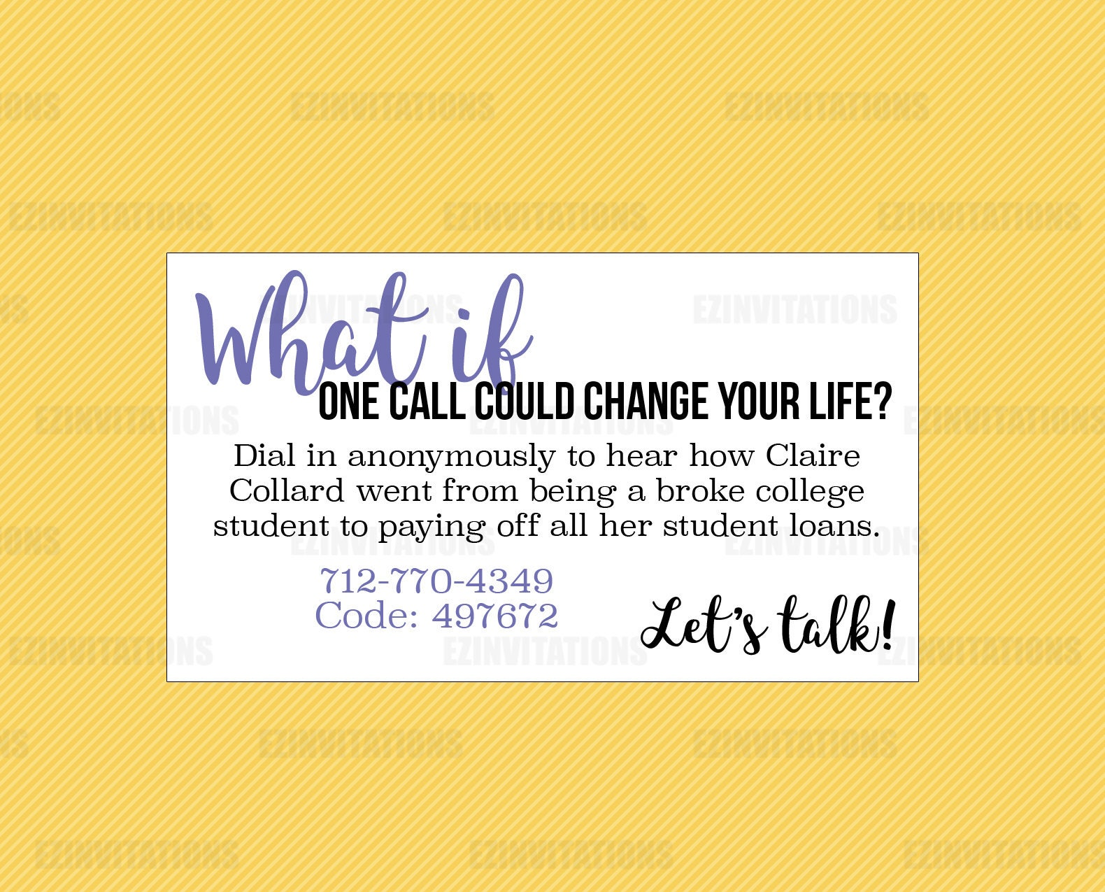 Rodan and fields opportunity call cards rf opp calls zoom magicingreecefo Image collections