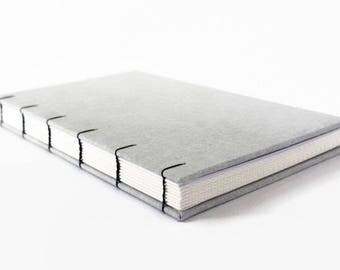 Minimalistic Planner, Bullet Journal Notebook, Dot Grid Pages, Dot Grid Notebook, Bujo, Bujo Notebook, Bujo Planner, Bujo cover, REGAN