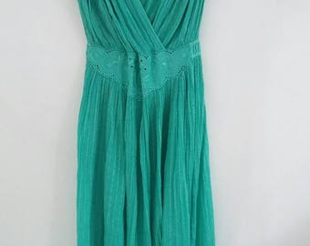 Vintage Grecian  style dress
