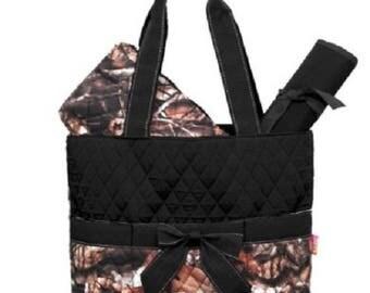 Camo diaper bag | Etsy : quilted camo diaper bag - Adamdwight.com