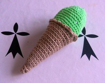 ice-cream cone - tea party - toy