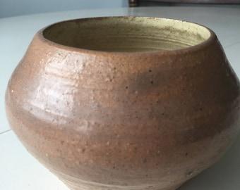 Vintage Pottery Planter.
