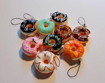 Kawaii donut squishies