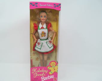 Barbie Holiday Treats Special Edition Doll by Mattel