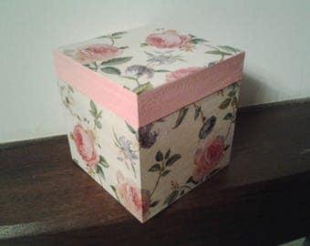 All box. Unique #Modèle roses.