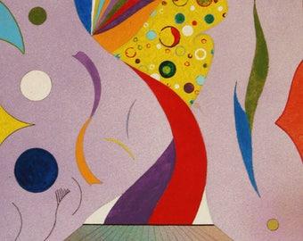 PINTURA Nº 13 - Pintura acrilica/Acrylic paint