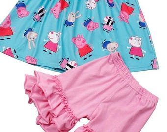 Peppa Pig Clothing Set