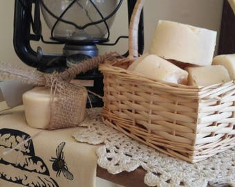 Natural Goat Milk Soap-Jasmine and Patchouli