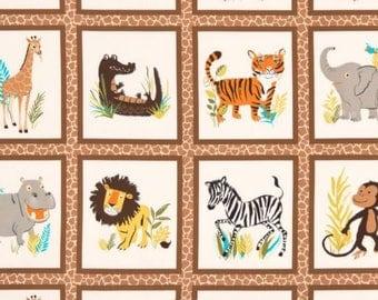 Wild Adventure  Panel # AUI-15988-268 Nature