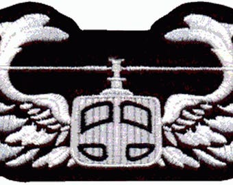 Shield Patch Bell Helicopter US Army Aviation Chopper