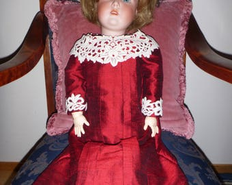 Aline dress for your 31inch doll