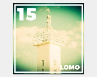 20 LOMO Lightroom Presets - Retro Lomography