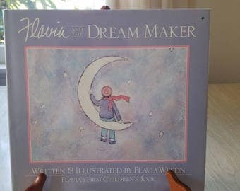 """Vintage Story """"Flavia and the Dream Maker 1988"""