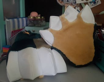 Fursuit Paws