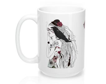 DonT Worry About Me Worry About Your Eyebrows  Mug 15Oz