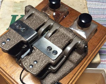 Keystone Modle D18 for  8mm and 16mm FILM SPLICER circa 1950s