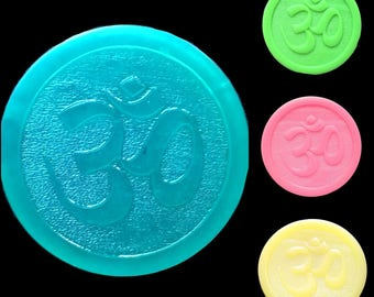 "Small original soap "" Om """