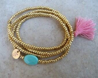 Long bracelet Toho