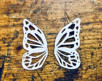 Earring- Paper Butterfly Wings