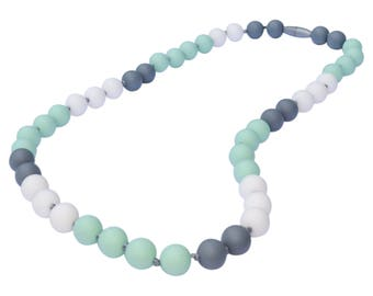 Munchables Teething Necklaces (100% Baby-Safe Silicone)