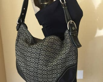 Coach Shoulder Hobo Handbag