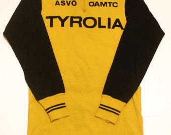 70's vintage Denti cycle jersey made in Italy