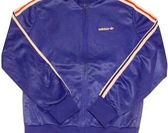 70s vintage ATP adidas jacket ventex made in Tunisia