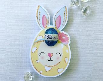 Magical bunny egg holders