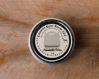 Mustache Wax- 1 oz