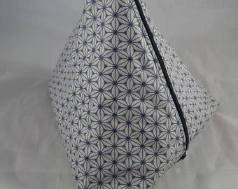 Pochette027 - Cover box blue and gray