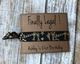 21st Birthday Favors,Adult Birthday favors,Girls night gifts,Thanks for celebrating with me,18th Birthday party favors,30th Birthday favors