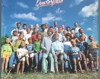 Quarterflash - Take Another Picture (1983) Vinyl; Take Me to Heart