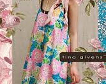 patron tunique ou robe Tina Givens Sugar Slip
