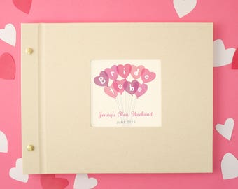 Personalised Hen Party Photo Album