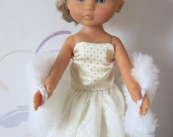 dress Princess doll Chérie