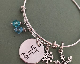 The Princess Collection - Elsa Frozen Bracelet