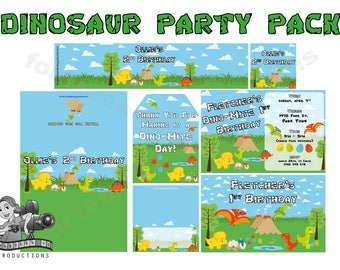 Dinosaur Party Decorations