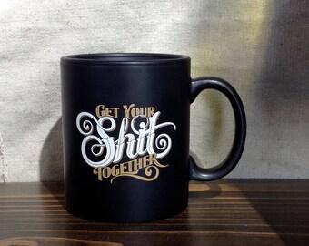 Sh*t Mugs