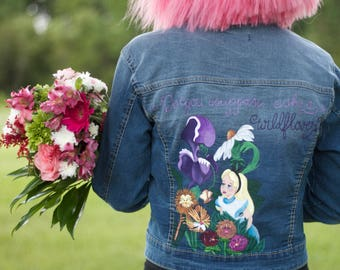 Alice In Wonderland Jacket