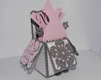 Share pop up little baby dress