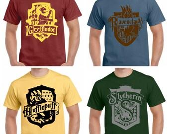 Hogwarts Houses T-Shirt