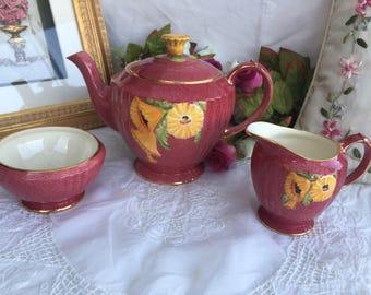 Royal Winton Teapot Set