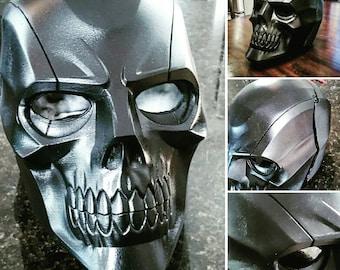 Arkham origins Black Mask Helmet