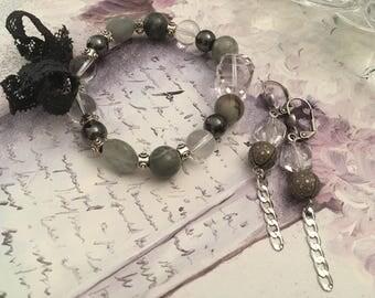 set romantic gemstones