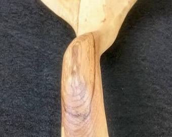 Luxury wooden ladle